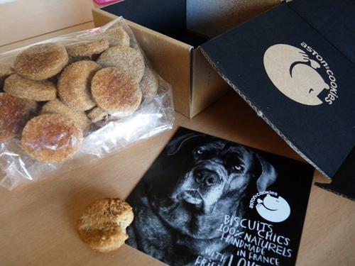 Aston's cookies