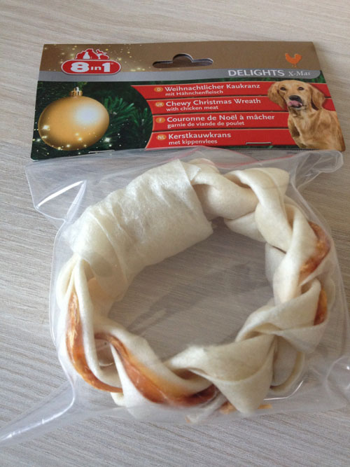 Friandise pour chien 8 in 1
