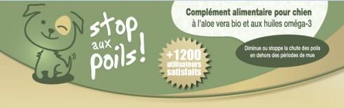 Stop aux poils
